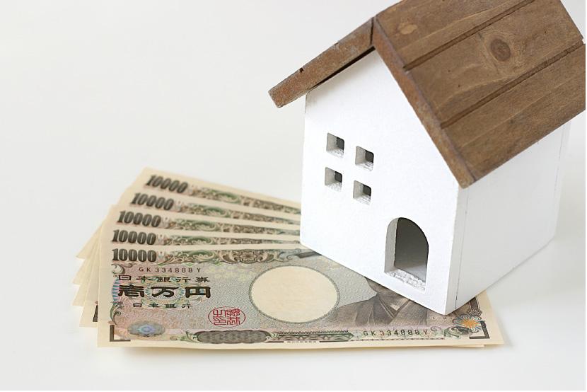 ローンの借入額、諸経費、リノベ費用についてイメージ画像